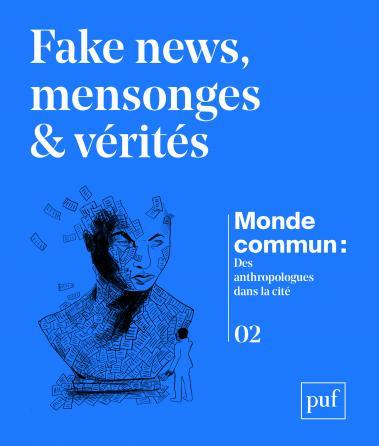 couverture du numéro 2 - Fake news, mensonges et vérités